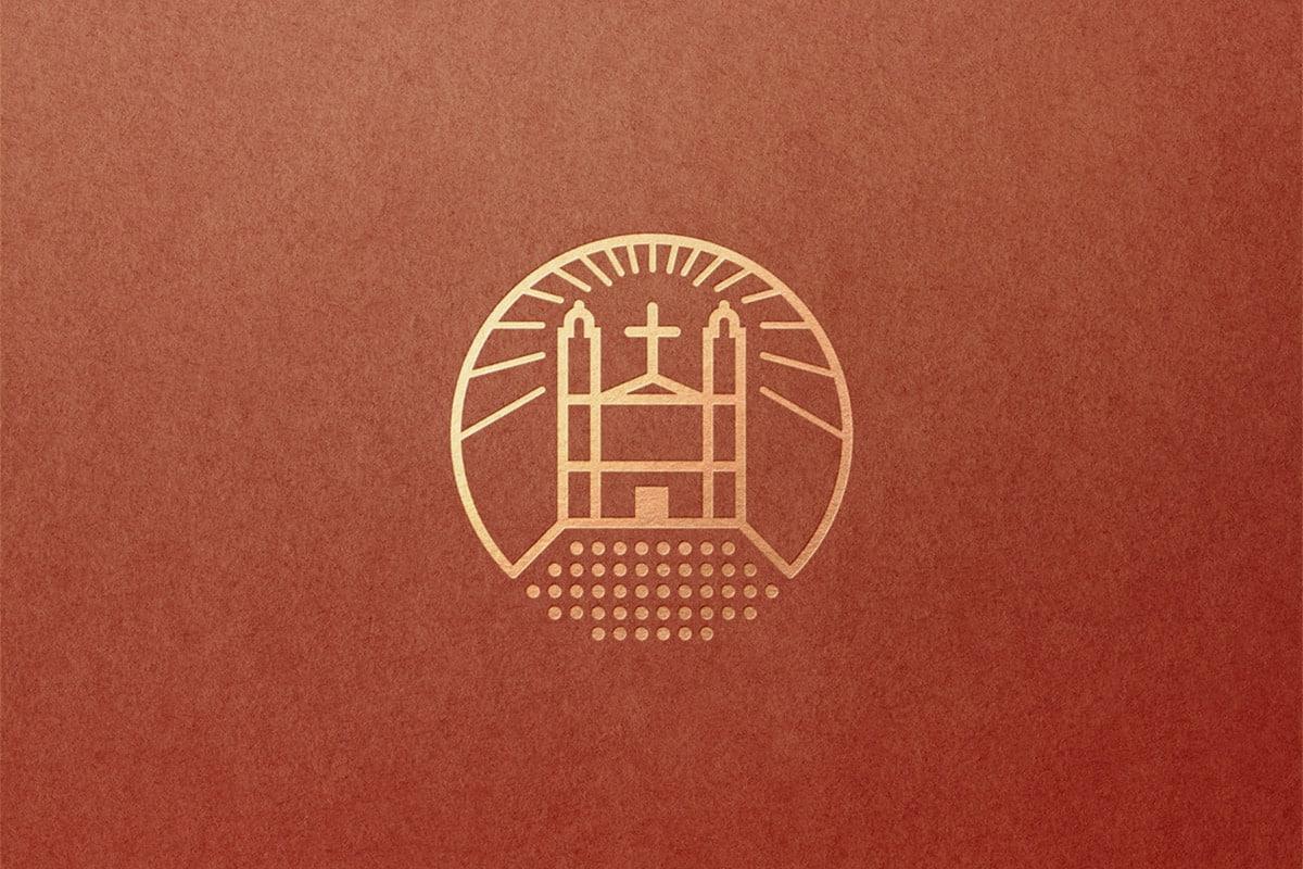 Logo chiesa Ovada confraternite