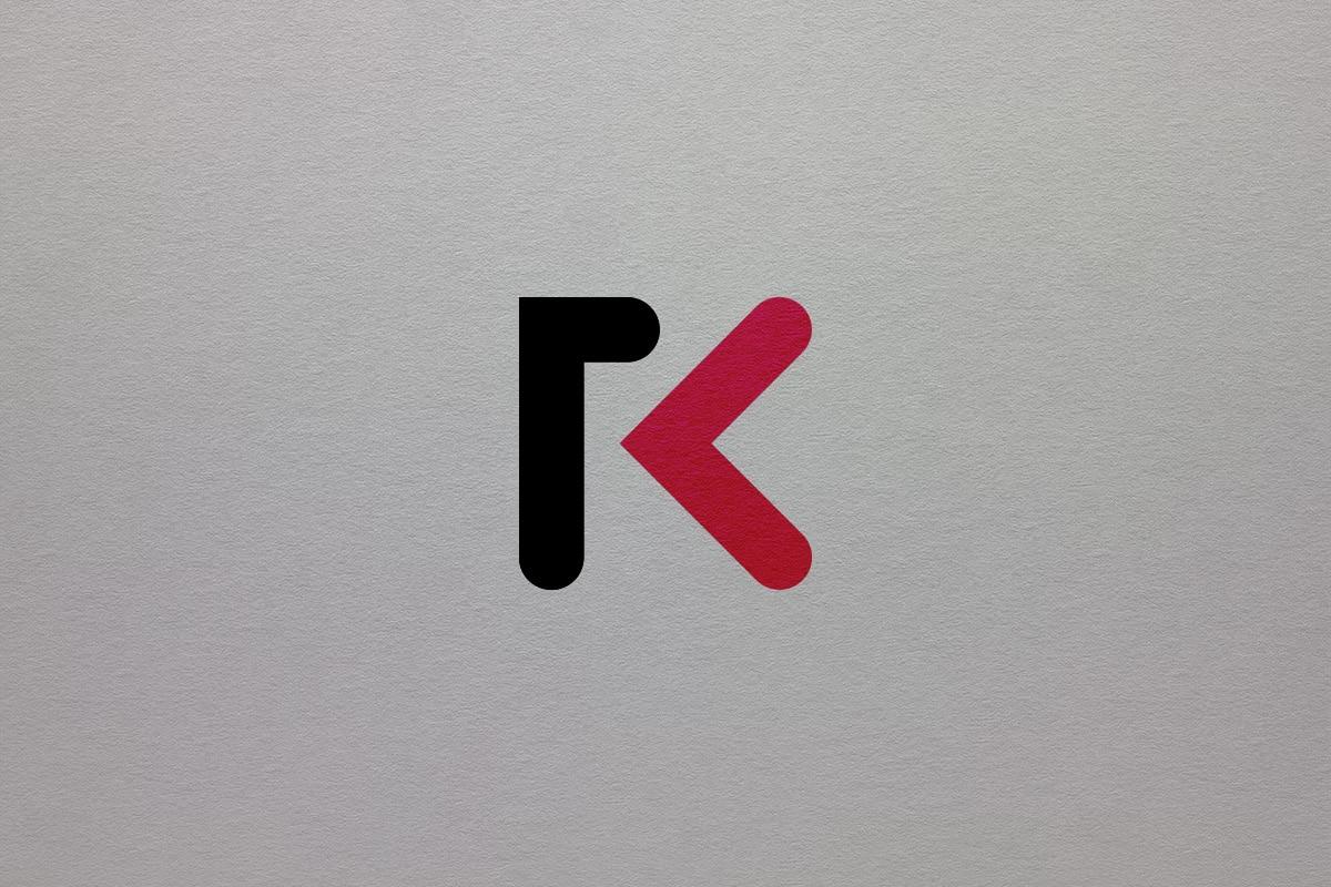 TK logo mark
