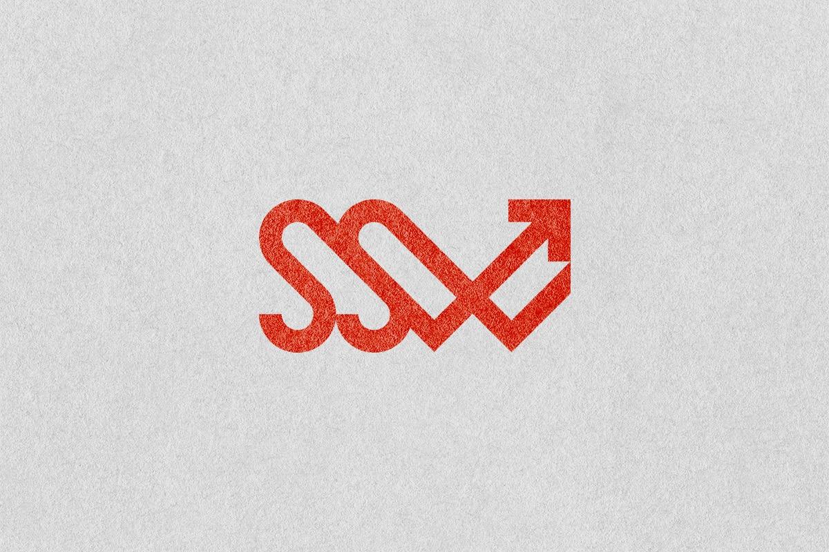 SSW monogram logo