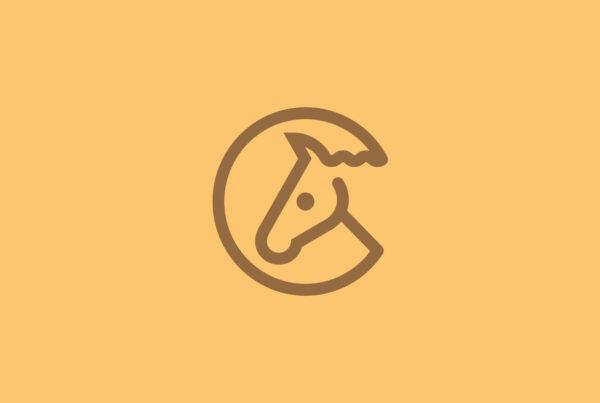 logo cavallo